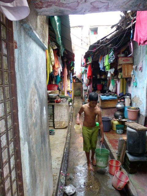Calcutta Alley