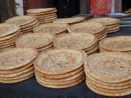China-good-Uygher-bread