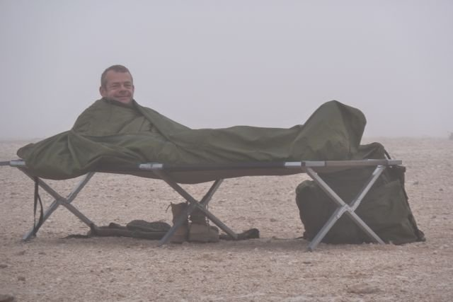 We-slept-under-the-stars-for-8-nights-on-cots-wit